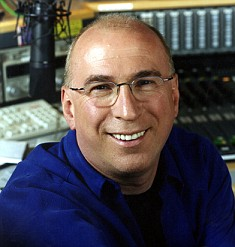 Ken Bruce: A giant among men, a master of pop