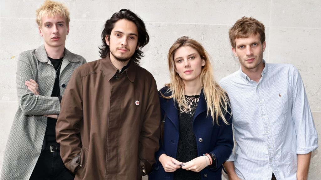 Wolf Alice: YOU could follow in their footsteps. Yes, YOU