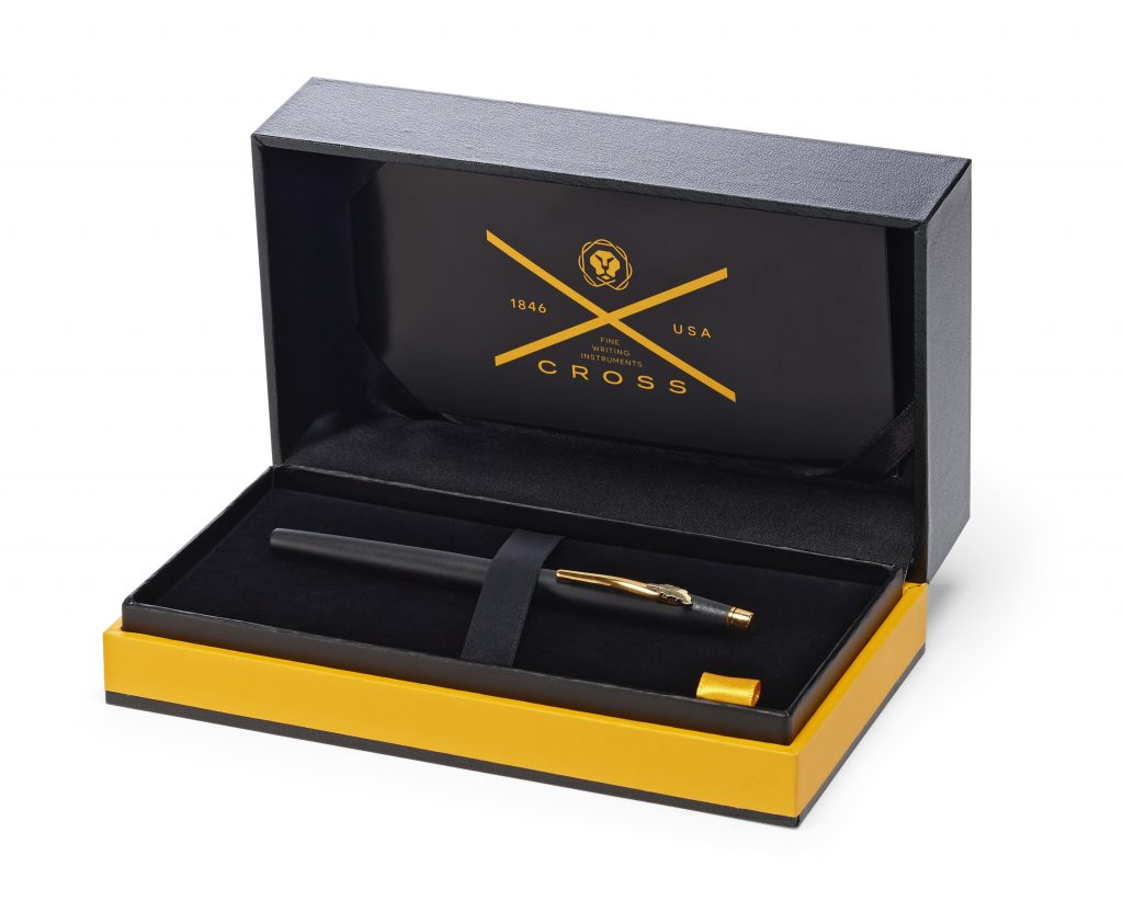 Classic_Century_ClassicBlack23KT_FP_Quill_Emblem_Lux_Gift_Box