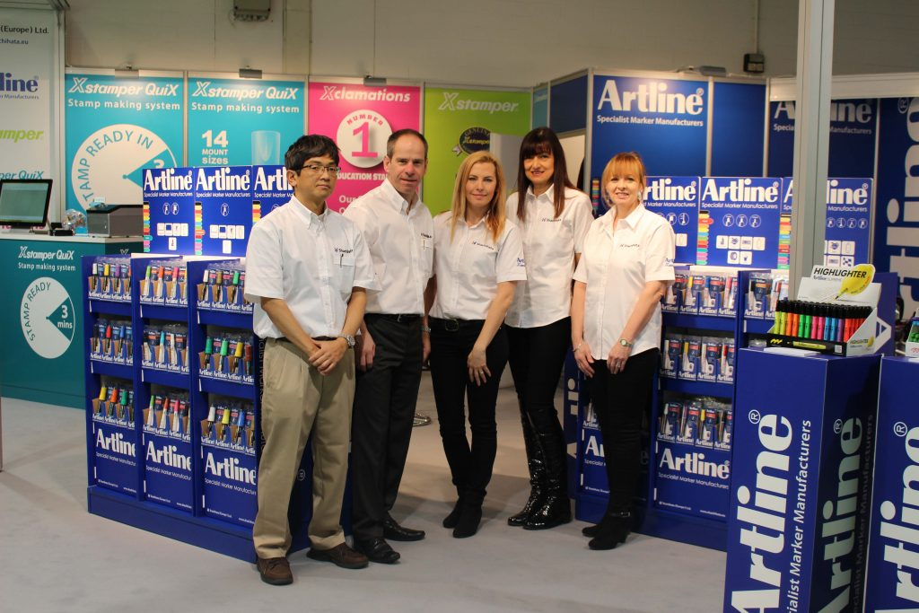 Creativeworld - Team + Stand