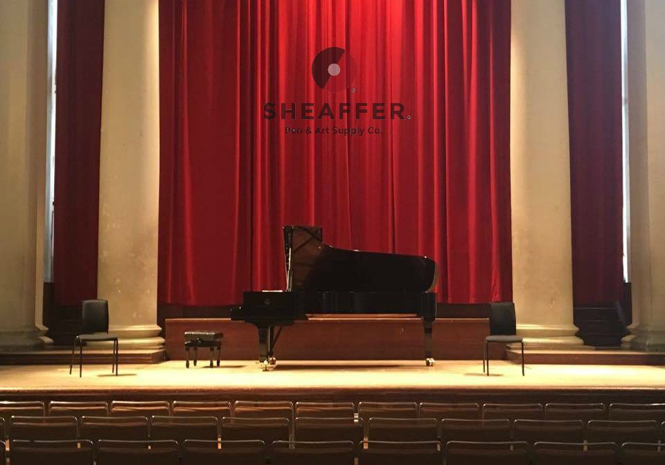 Piano and Logo