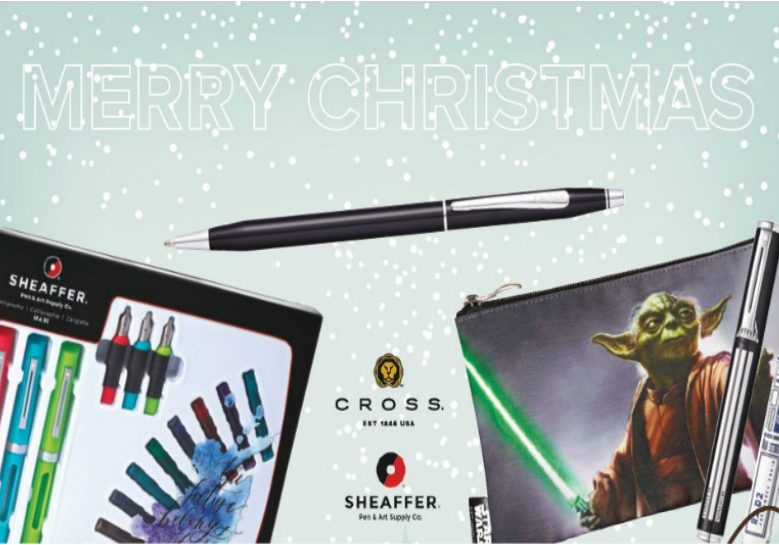 Sheaffer and Cross Christmas
